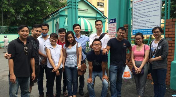 Sunbytes employees initiate first charity event