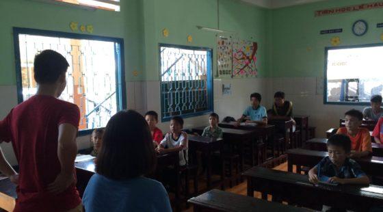 Mai Am Tan Binh orphanage